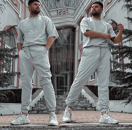 "Мужской летний спортивный костюм 1018 ""Джоггер"""