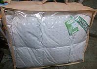 Пуховое одеяло 200х220 Экопух, пух 100%.