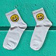 Носки смайлы размер 36-42, фото 2