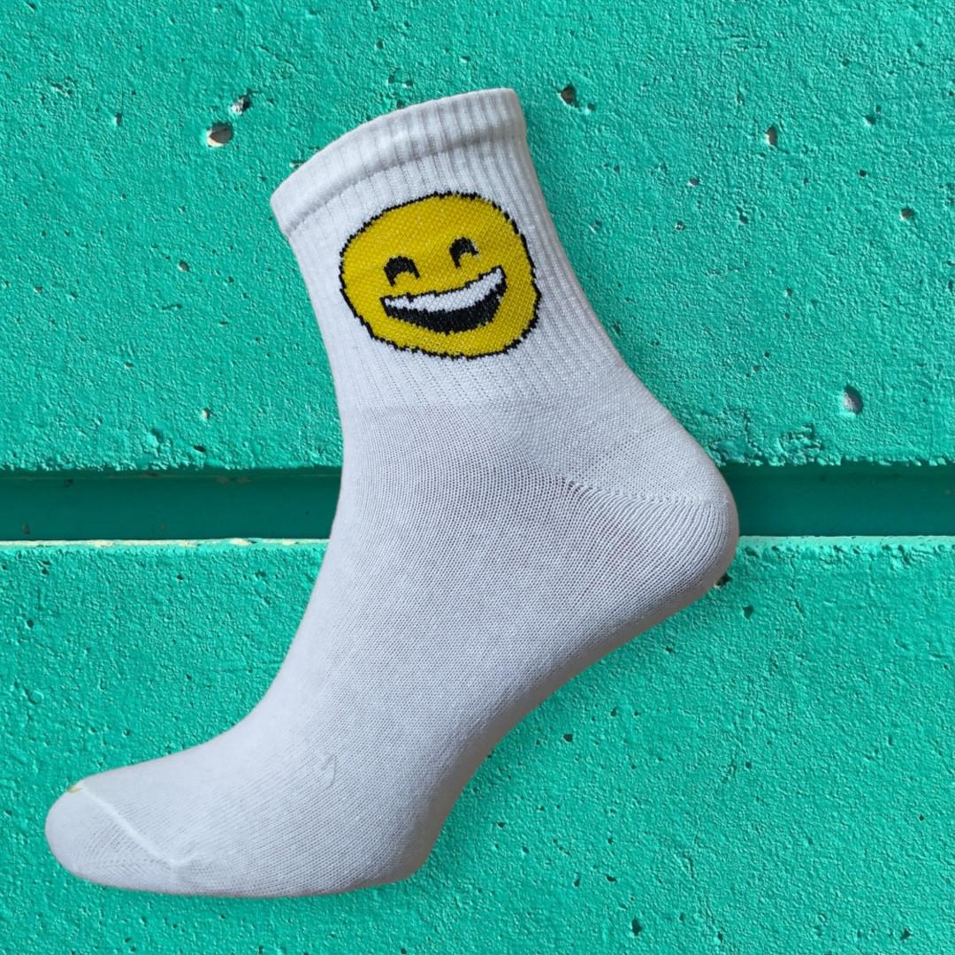 Носки смайлы размер 36-42