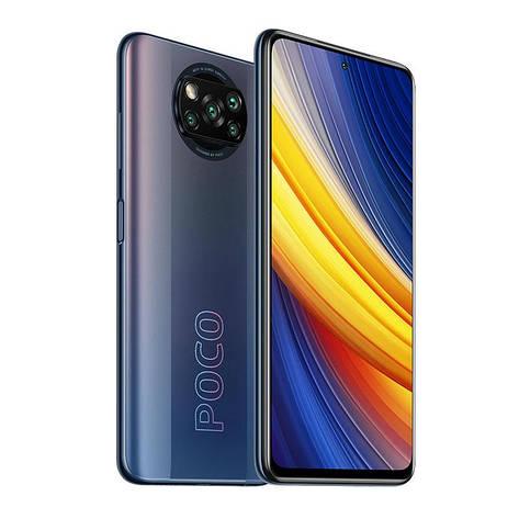 Xiaomi POCO Pro X3 8/256Gb black Global Version, фото 2