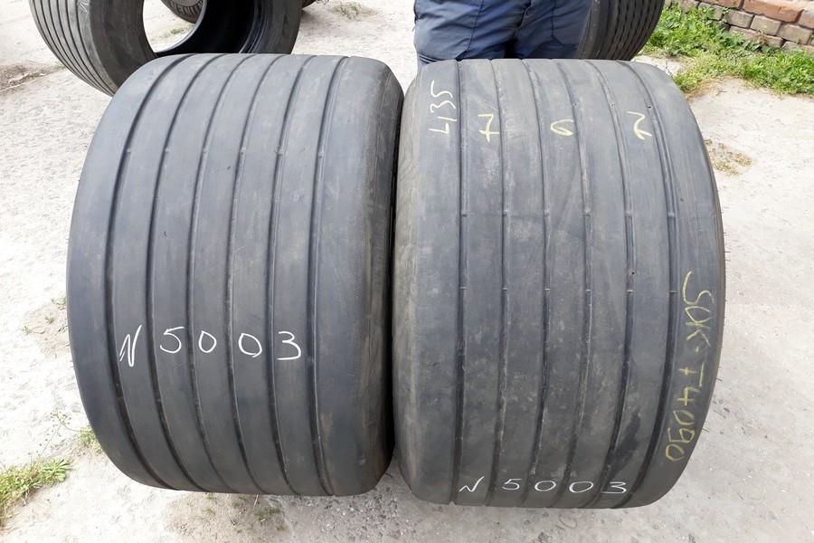 Шины б.у. 435.50.r19.5 Pirelli ST01 Пирелли. Резина бу для грузовиков и автобусов