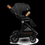 Прогулочная коляска Lionelo DANI BLACK ONYX, фото 3