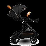 Прогулочная коляска Lionelo DANI BLACK ONYX, фото 4