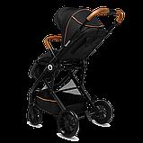 Прогулочная коляска Lionelo DANI BLACK ONYX, фото 5