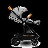 Прогулянкова коляска Lionelo DANI GREY STONE, фото 4