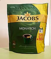 Кава Jacobs Monarch 400 (300+100) г розчинна, фото 1