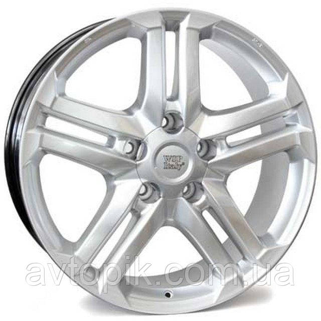Литые диски WSP Italy ForToyota (W1759) Brasil R20 W8.5 PCD5x150 ET60 DIA110.1 (silver)