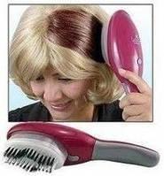 Щетка для окраски волос Hair Coloring Brush в домашних условиях, фото 1