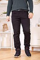 Джинсы мужские 129R5019 цвет Черный