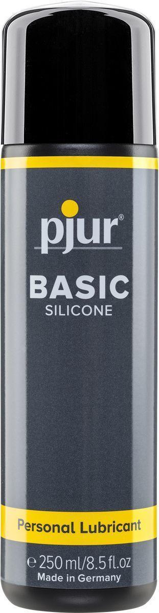 Силиконовая смазка pjur Basic Personal Glide 250 мл лучшее цена/качество, отлично для новичков Bomba💣