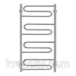 """Полотенцесушитель водяній Lidz Zigzag (CRM) D32/20х1/2"""" 500x1000 P4"""