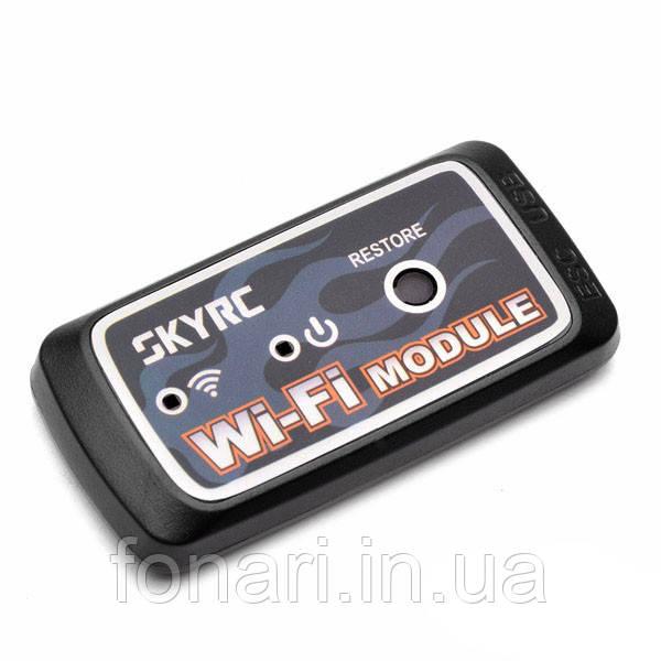 Оригинальный Wi-Fi модуль для регуляторов и зарядных устройств от SkyRC