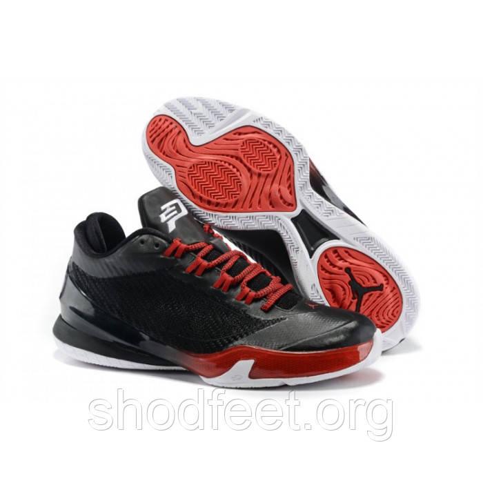 Мужские кроссовки Jordan CP3 8 Black Red
