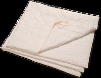 Шерстяное одеяло 95х145 Penelope BABY WOOLLY, овечья шерсть.