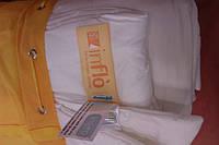 Одеяла 250х200 2шт. на кнопках, из КУКУРУЗНОГО волокна Hammerfest, 4 сезона.