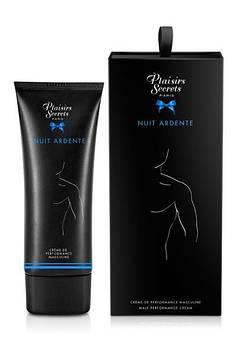 Возбуждающий крем для пениса Plaisirs Secrets Nuit Ardente (60 мл), можно для клитора Bomba💣