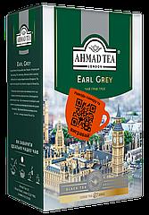 Чай Ахмад з бергамотом Граф Грей чорний листовий 200 грам