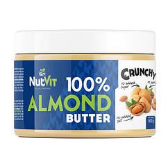 Миндальная паста OstroVit 100% Almond Butter 500 грамм Crunchy