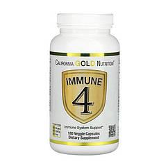 Комплекс витаминов California Gold Nutrition Immune 4 180 капсул