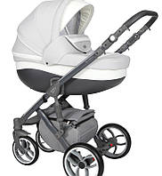 Детская универсальная коляска 2 в 1 Baby Merc Faster Style 3 Flll/101A