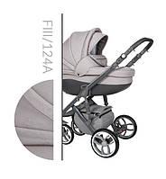 Детская универсальная коляска 2 в 1 Baby Merc Faster Style 3 Flll/126A