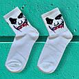 Носки джокер белые размер 40-44, фото 3