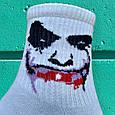 Носки джокер белые размер 40-44, фото 4