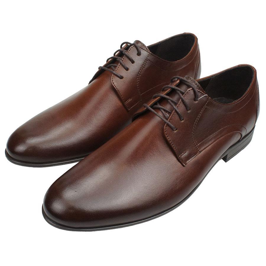 Якісні польські туфлі для чоловіків Tapi A-6882 Brazowy
