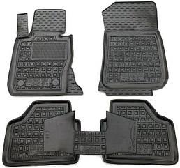 Полиуретановые (автогум) коврики в салон BMW X1 / БМВ X1 - (E84) 2008-2014 USA