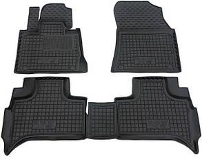 Полиуретановые (автогум) коврики в салон BMW X5 ( E53 ) 2000-2007 / БМВ Х5 ( Е53 ) 2000-2007