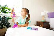 Лялька Барбі Русалка Русалочка зі слаймом Дрімтопія Неймовірні кольори Barbie Dreamtopia Slime Mermaid GKT75, фото 4
