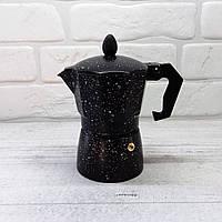 Гейзерная кофеварка Эспрессо EB-3784