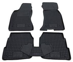 Полиуретановые (автогум) коврики в салон Audi / Ауди A6 (C5) 1998-2005