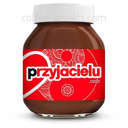 Паста шоколадная Nutella 600г Польша, фото 2
