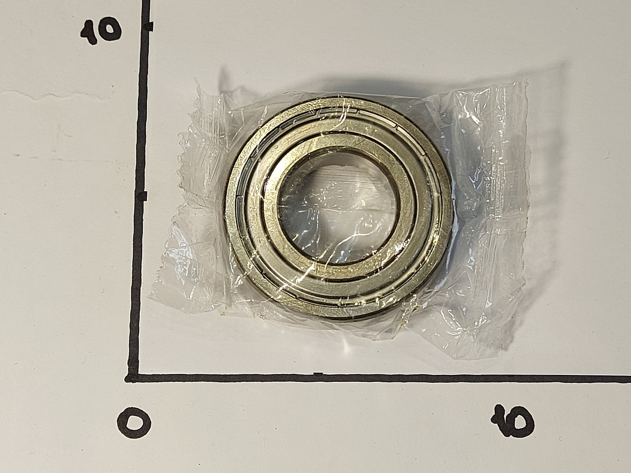 Подшипник Ø62 SKF 6206 для стиральной машины Indesit (Болгария)