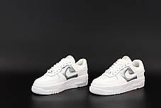 Жіночі кросівки Nike Air Force . ТОП Репліка ААА класу., фото 2