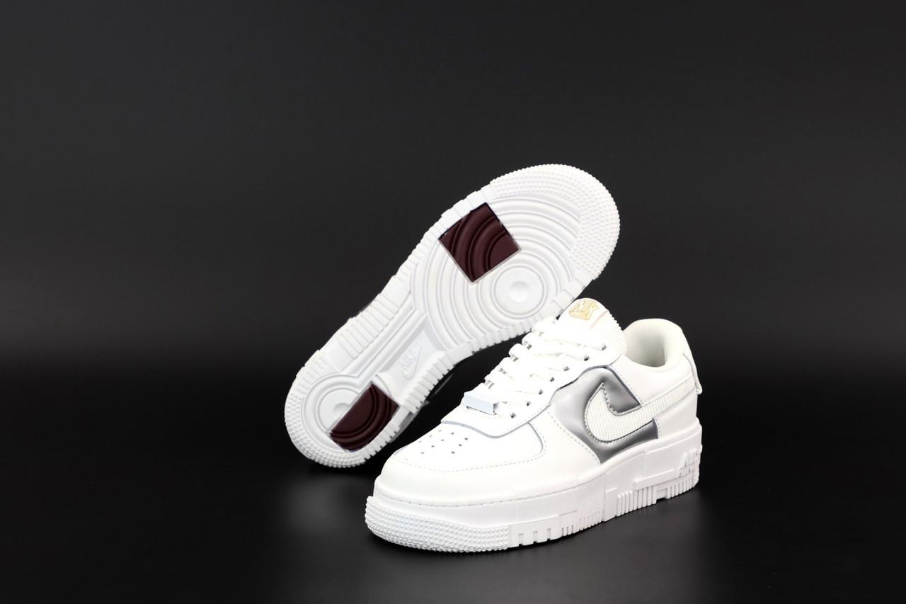 Жіночі кросівки Nike Air Force . ТОП Репліка ААА класу.