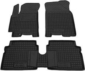 Полиуретановые (автогум) коврики в салон Chevrolet / Шевролет -  Aveo / Авео 2003-2012