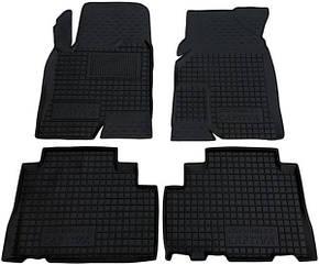 Авто килимки в салон Chevrolet / Шевроле - Captiva / Каптіва 06-/12-