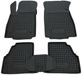 Полиуретановые (автогум) коврики в салон Chevrolet / Шевролет -  Tracker / Тракер 2013+