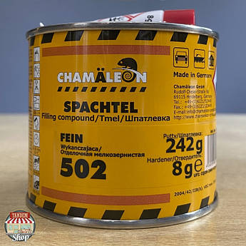 Шпатлевка отделочная мелкозернистая Chamaleon Fein 502, 250 г