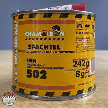 Шпатлевка отделочная мелкозернистая Chamaleon Fein 502, 500 г