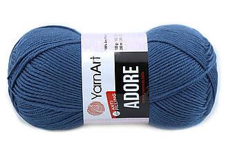 YarnArt Adore, Джинс №348