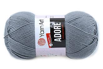 YarnArt Adore, Серый №347
