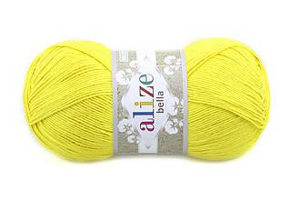 Alize Bella 100, Желтый №488