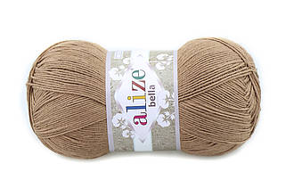 Alize Bella 100, Верблюд №466