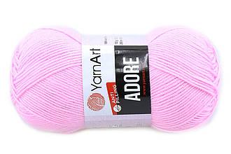 YarnArt Adore, Фламинго №338