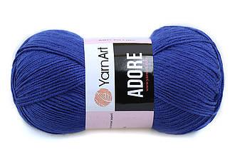 YarnArt Adore, Индиго №349