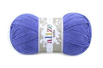 Alize Bella 100, Индиго №333